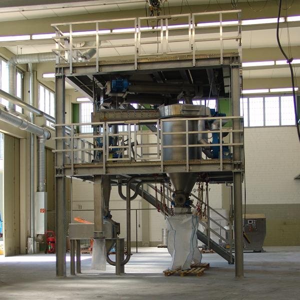 Micronization / grinding Fine Mill - Fine Mill