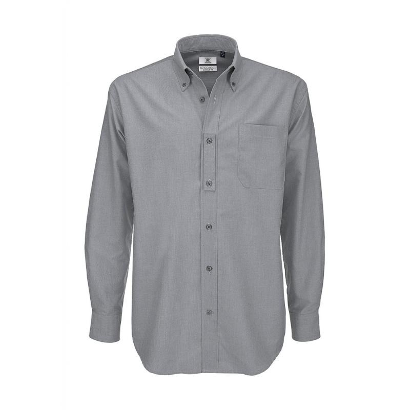 Chemise homme S-L Oxford - Homme