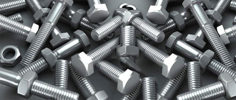 Stainless Steel Fasteners Nut Bolts Washer: