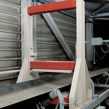 Détecteur de métaux DET - Système de déferrisation