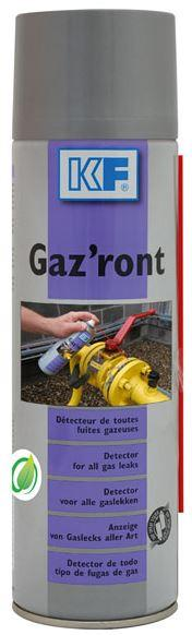 Détecteur de toutes fuites gazeuses - GAZ'RONT