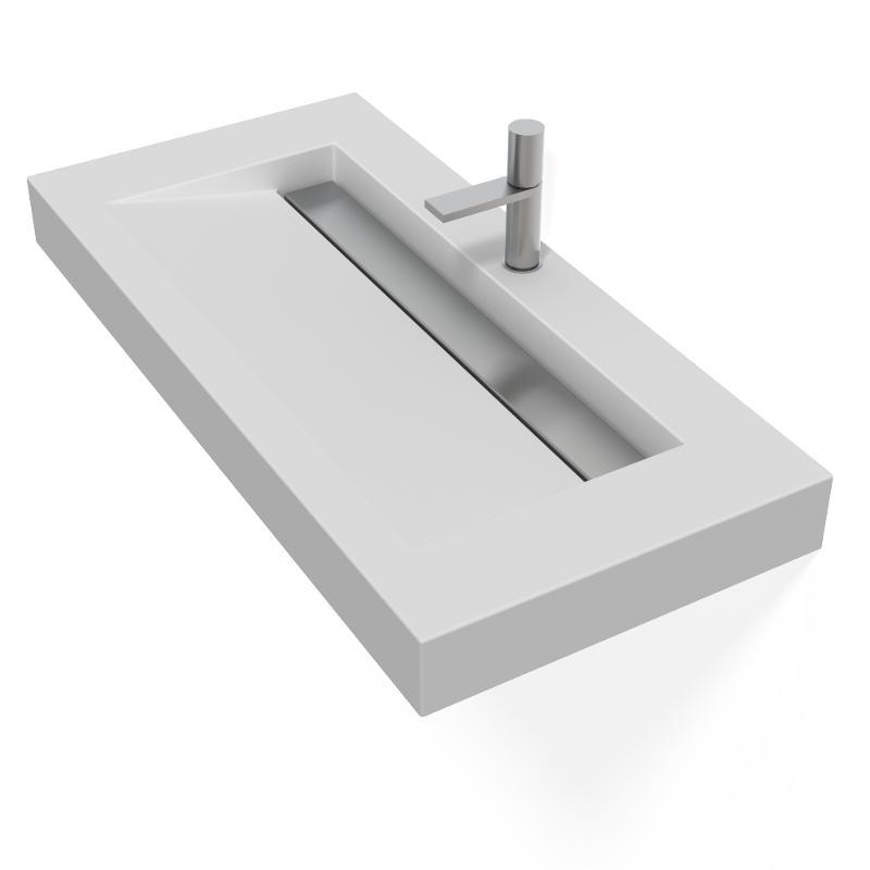 Menton 1050 - Tables Vasques