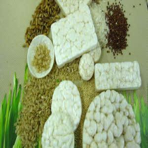 pirinç keki makinesi (Fırın makinesi, Şekerleme makinesi) - Üretici Kore'den
