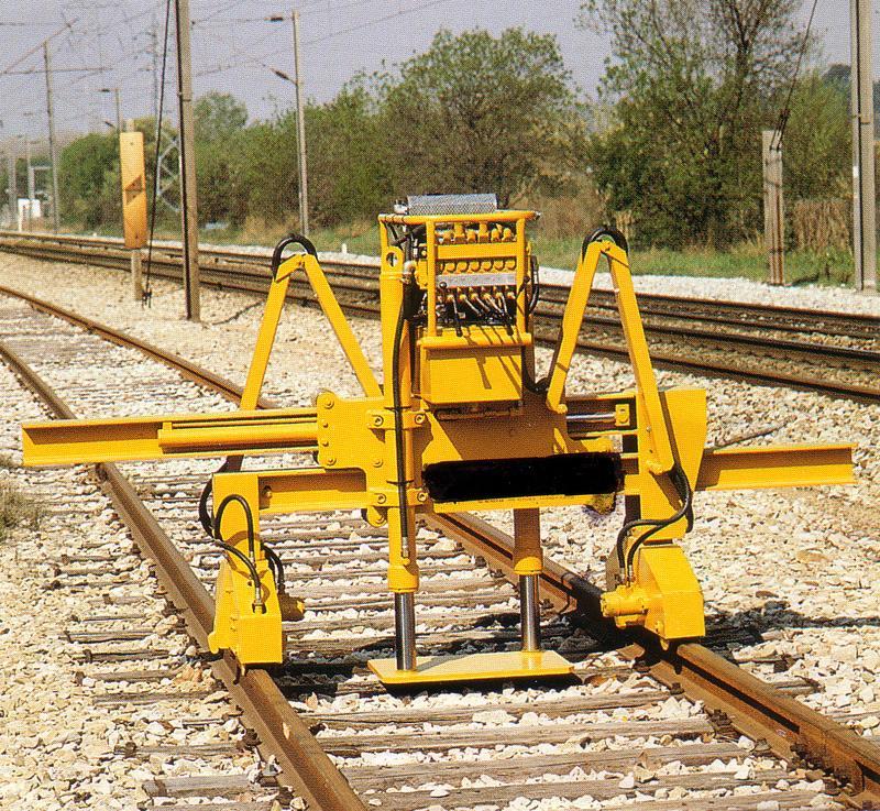 Substitueuse de rails - null