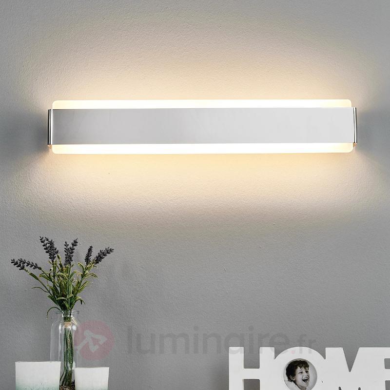 Applique LED oblongue Charline - Appliques LED