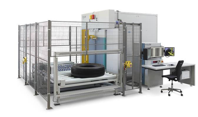 X-ray and CT Inspection Systems - YXLON MTIS