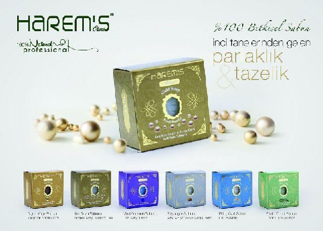 Sabunlar - 42 Çeşit Bitkisel Sabun