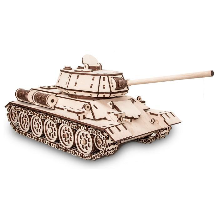 Танк т-34 - Модель легендарного танка Второй мировой войны