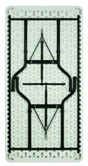 Table Polypro 153 X 76 Cm - Tables De Collectivités
