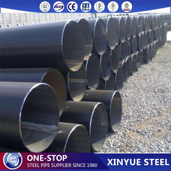 spiral welded pipes API 5L X42 for dreging