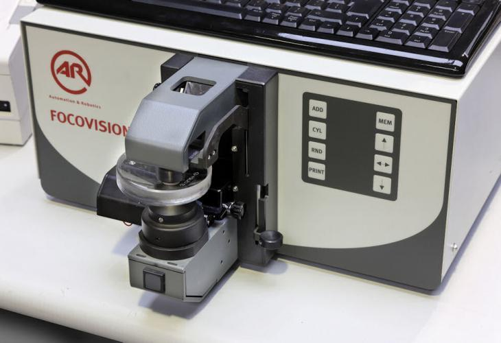 FOCOVISION SR-2 - Semi-finished Identification