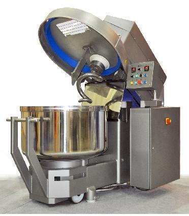 Хлебопекарное оборудование - Машины тестомесильные