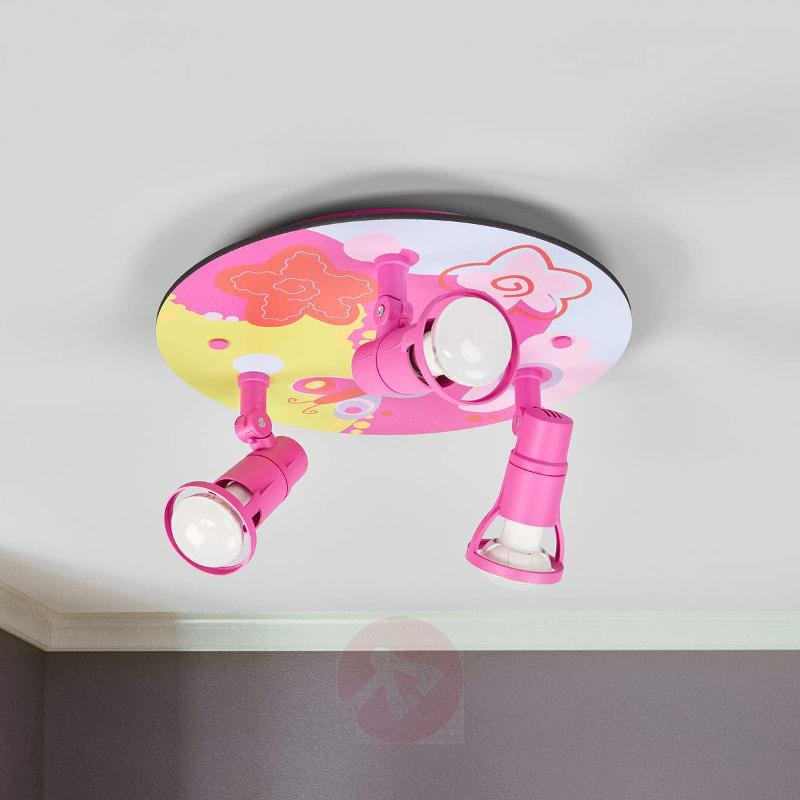 Colourful Bubblefly ceiling light - Ceiling Lights