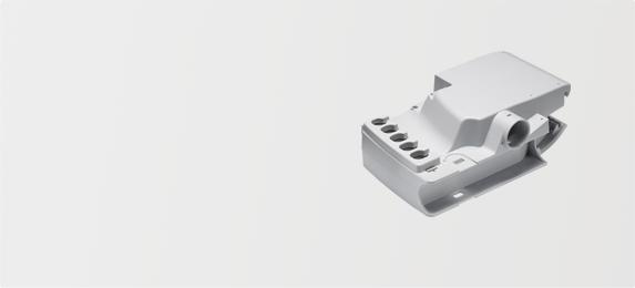 Boîtiers de contrôle - Boîtier de Contrôle CB6OBMe
