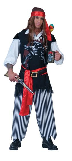 Costume de pirate - null