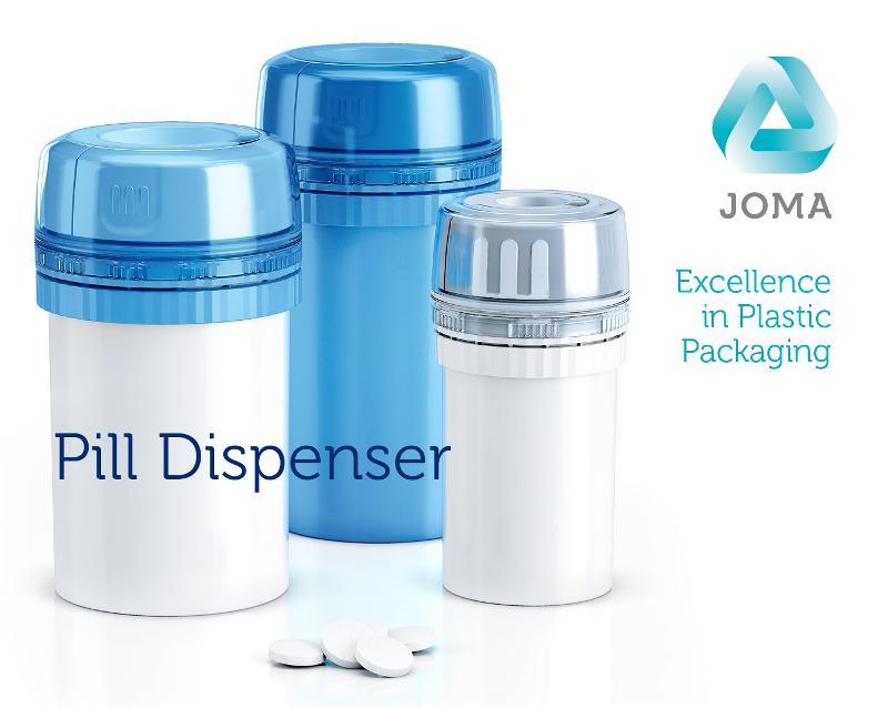 Tablettenspender Pill Dispenser - null