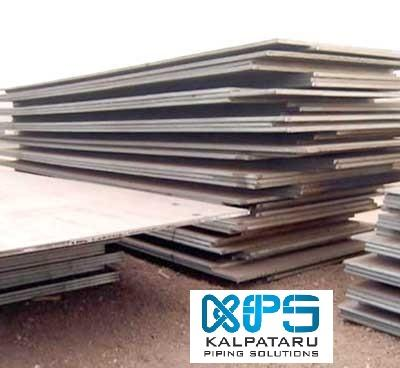 CARBON STEEL PLATES  - CARBON STEEL PLATES - SA 516 GR 60/70 PLATES - IS 2062 PLATES