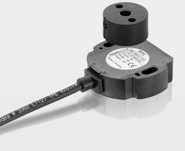 Rotary Sensors - RFC-4800