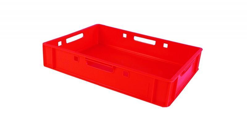 Plastic Crate Euro Full E1 - null
