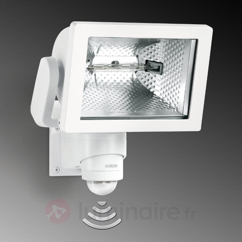 Projecteur halogène HS 500 STEINEL - Appliques d'extérieur avec détecteur