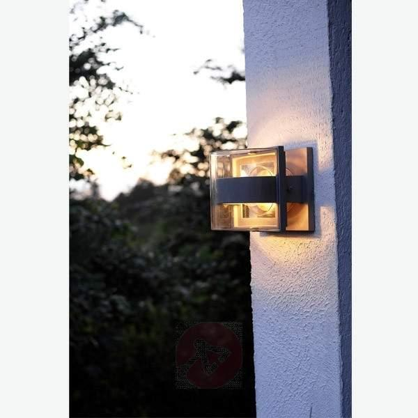 State-of-the-art Delta Mini designer light - Outdoor Wall Lights