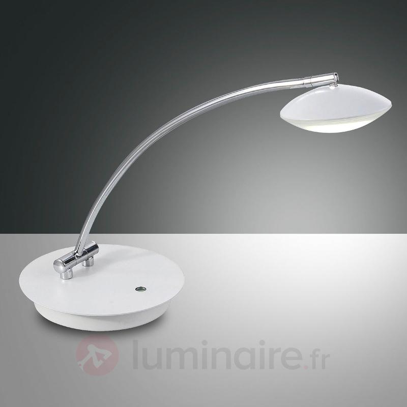 Lampe de table LED Hale variable et réglable - Lampes à poser LED