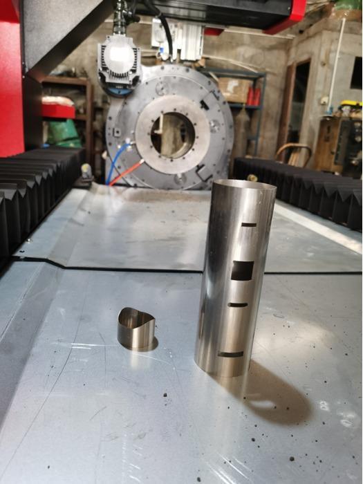 China Tube Laser Cutting Services - Custom tube cutted Components by China tube laser cutting services