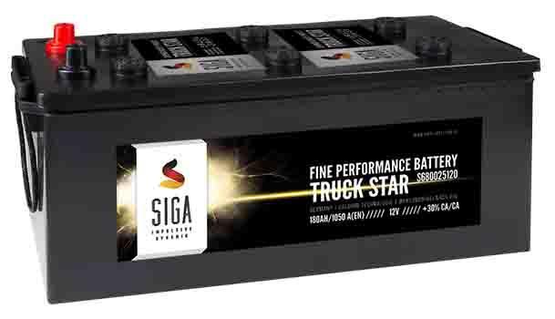 SIGA TRUCK STAR