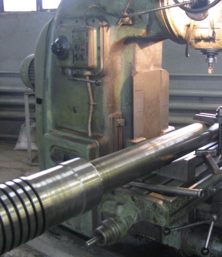 Штоки и поршни \ Rods and pistons -