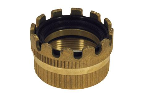 Tank couplings - TW crown ring with female thread