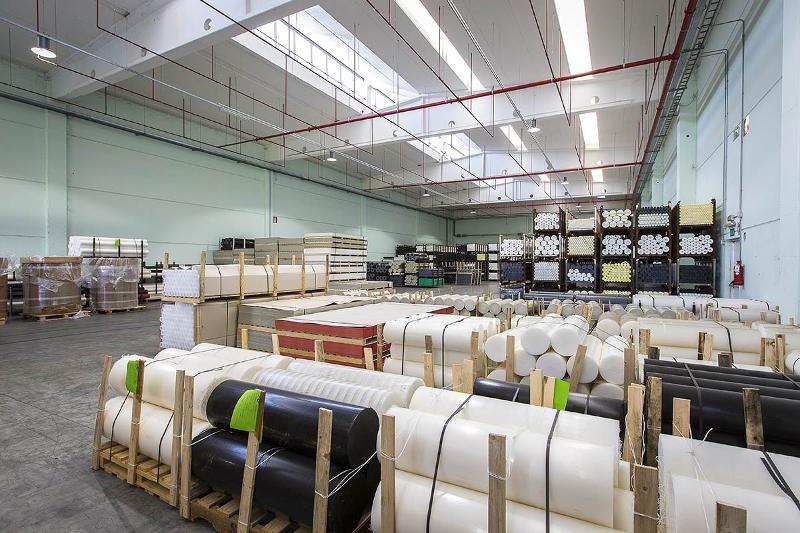 PVC-U CLORURO DI VINILE RIGIDO - Serie leggera per ventilazione