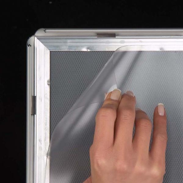 Click Frames - Cadre click bord 15 mm coins 45°