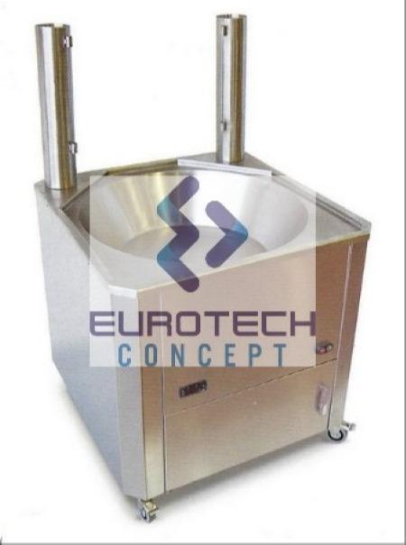 Unité de production de chips  manuelle compacte MSM01-ET -