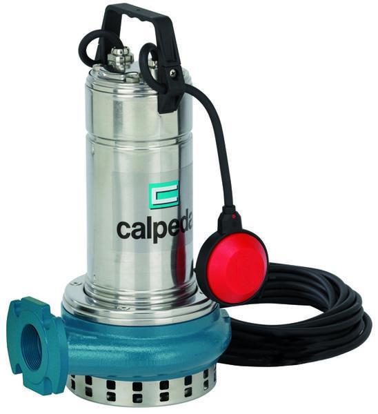 Postes de relevage eaux claires - CAL500 2GQRM 10 32 PA
