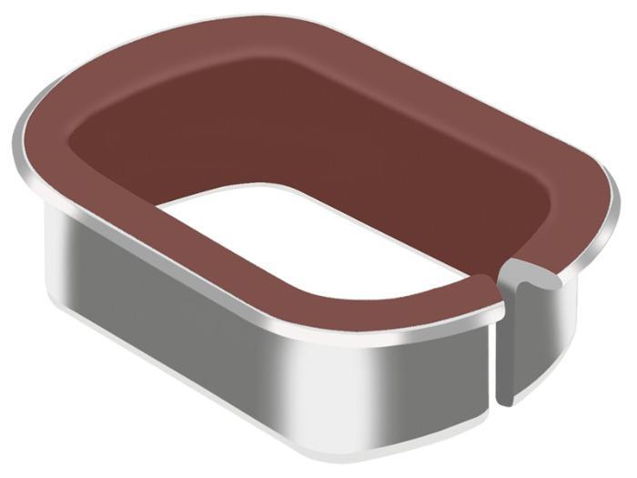 DP31 - Palier Lisse - Palier Hydrodynamique Composite en Métal-Polymère