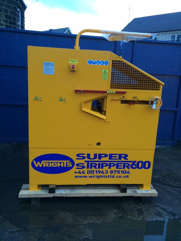 Cable Stripper - Super Stripper 600