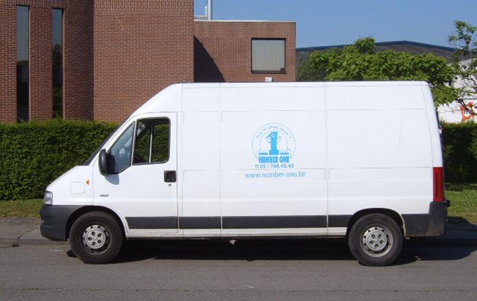 Camionnette 3 PAL