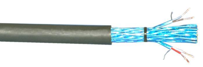 Cabos multi-core (PiMF) - Cabos multicondutores (PiMF)