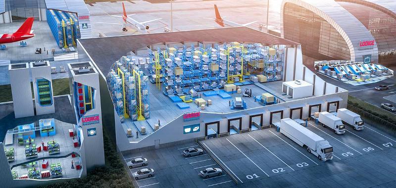 Luchthaven logistiek - systemen voor betrouwbare... - null