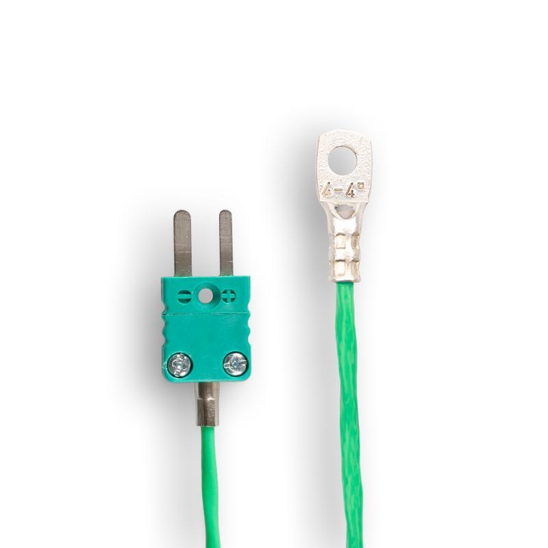 Cable lug | Teflon | Type K - Surface thermocouple