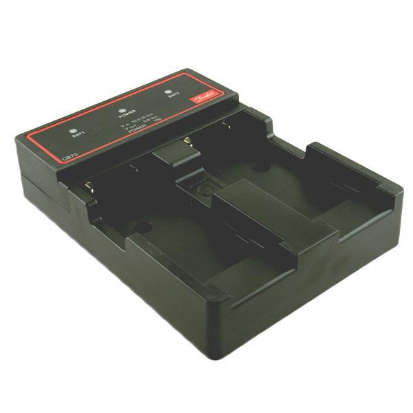 CB70 Danfoss / Ikusi remote control charger - for battery BT06/ BT06K / BT12 / BT24iK / RIK4810 / RIK7275 / RBT12 / RBT24iK