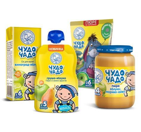 Chudo-Chado - baby food Chudo-Chado