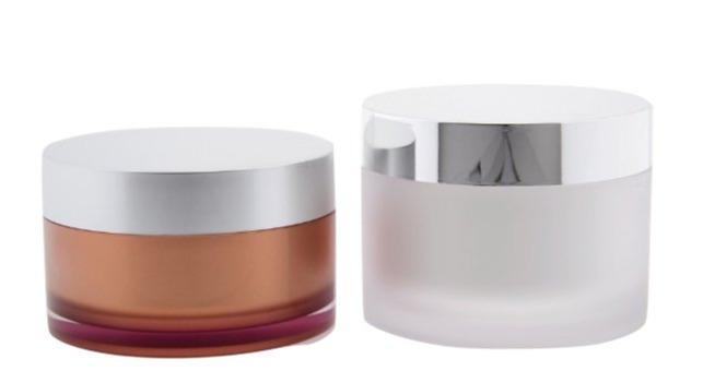 Pots en plastique  - Pots double paroi pour crémes