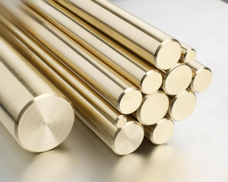 Brass & Copper Extrusion Rods & Bars - Brass Bars , Brass Section & Profile , Brass Rods