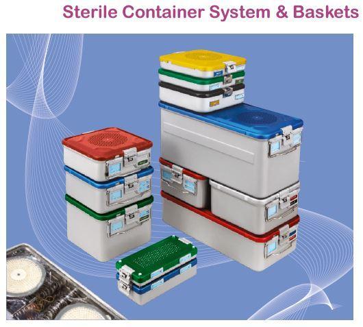 Sterilization Containers -