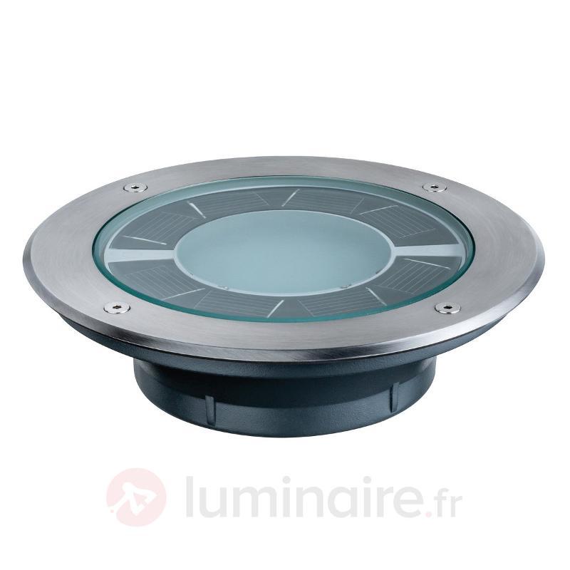 Lampe LED de sol Special Line Solar Pandora - Luminaires LED encastrés au sol