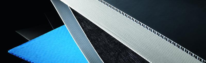 Bubble Structure Sheets - Akyboard®, Akyprint® & Akylite®-