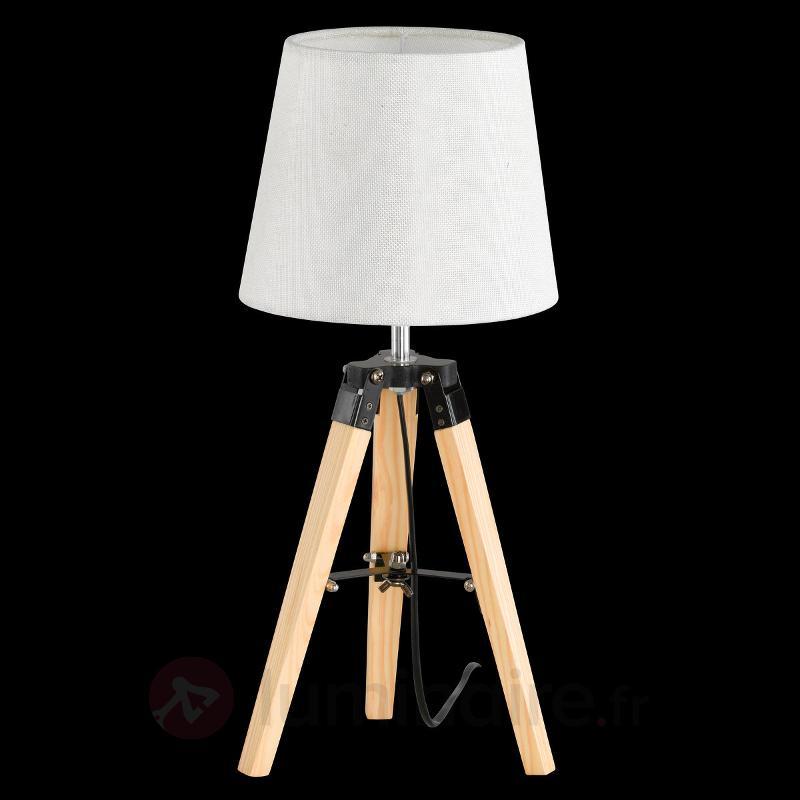 Lampe à poser originale Stage - Lampes à poser en tissu
