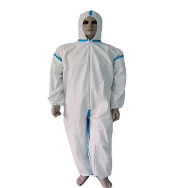 Microporous Taped Coverall