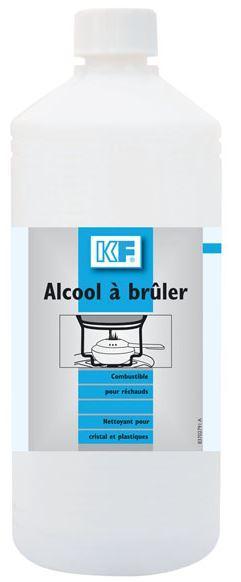Produits droguerie - ALCOOL A BRULER
